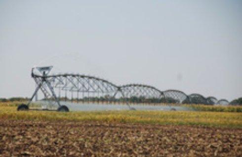 Українську землю пропонують полити водою на три мільярди
