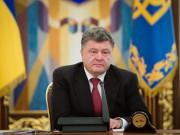 Порошенко одобрил закон об электронном администрировании НДС