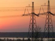 Потребление электроэнергии за полгода уменьшилось на 12%