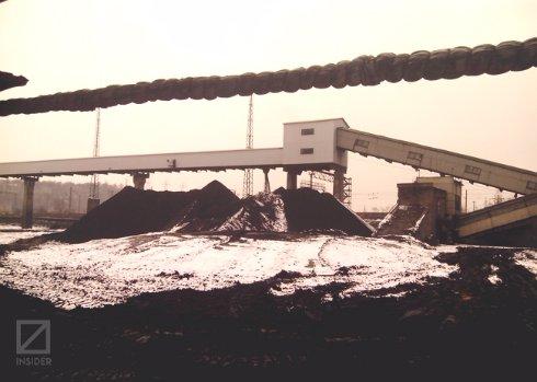Поставка угля на украинские ТЭС полностью прекратилась