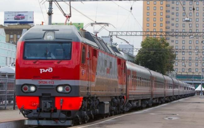 В России зафиксирован рост продаж ж/д билетов в сообщении с Украиной