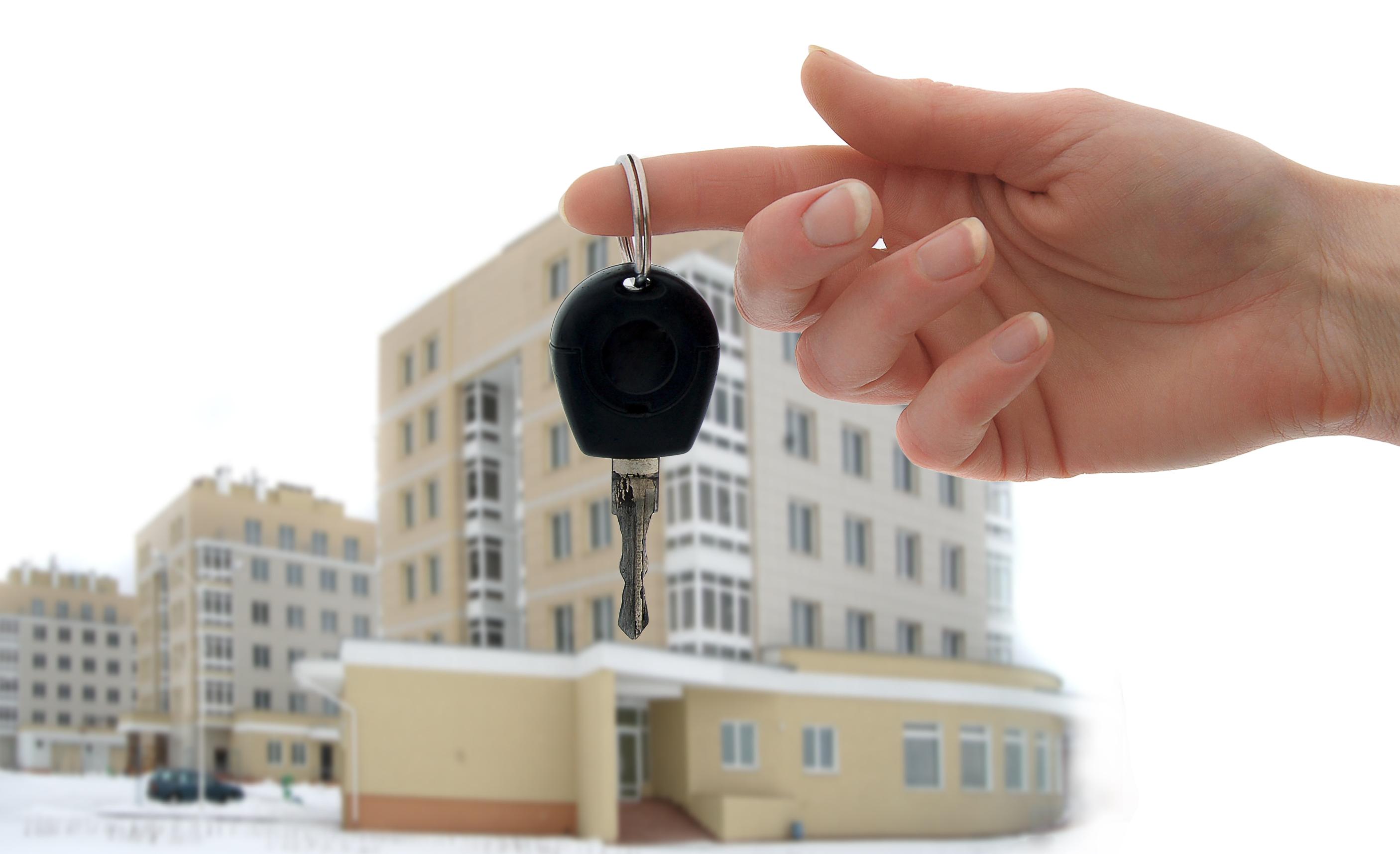 Однокімнатні квартири лідирують на столичному ринку нерухомості
