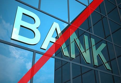 Пішов на дно великий банк України