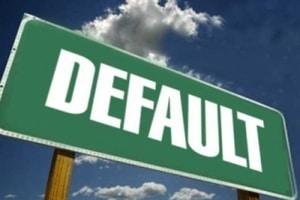 Россия объявила дефолт Украины