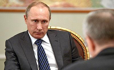 Неожиданно: Путин убеждал своих бизнесменов не избавляться от украинских активов