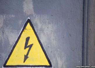 Енергоміст з Росії в Крим не витримав напруги і зламався