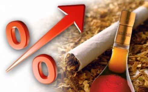 В Уряді розповіли, як дорожчатимуть цигарки та алкоголь