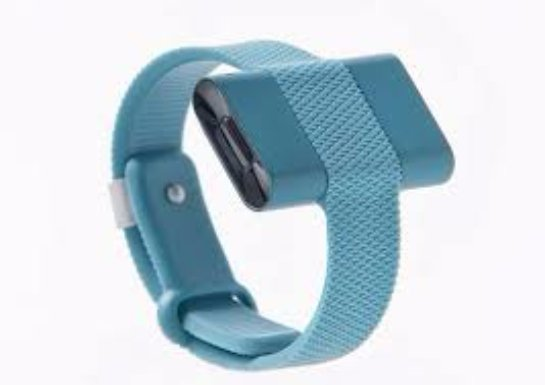 Sence — фитнес-браслет, который отслеживает эмоциональное состояние