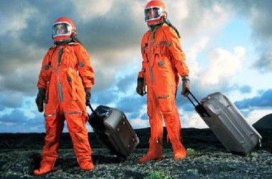 Китайцы создают космический самолёт для туристов