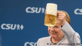 Трамп дал понять Меркель, что Европа ему не интересна