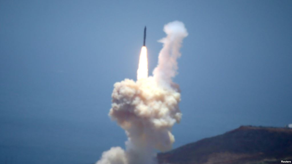 Первое испытание в США по перехвату МБР объявлено «огромным успехом»