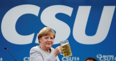 Трамп, Макрон и выборы в Германии