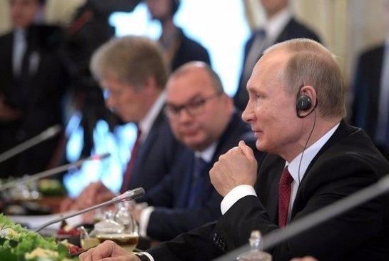 Путин признался, что ему нравятся парни, как Трамп