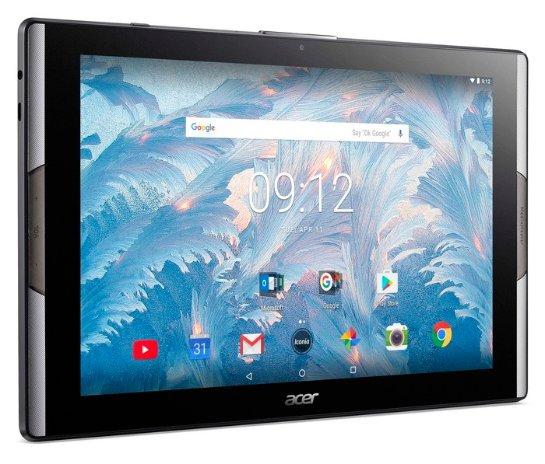Acer представила планшет Iconia Tab 10 с квантовыми точками