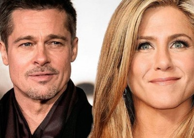 Брэд Питт наконец принес извинения Энистон за Анджелину Джоли