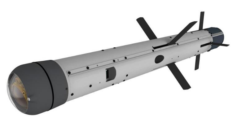 Израиль представляет новый вариант ПТУР Spike 5-го поколения