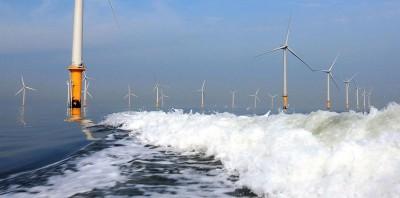 В Северном море установят гигантские ветроэлектростанции для всей Европы