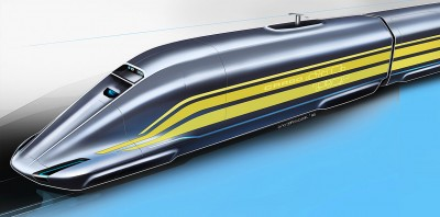 Немецкие ученые презентовали проект беспилотных товарных поездов