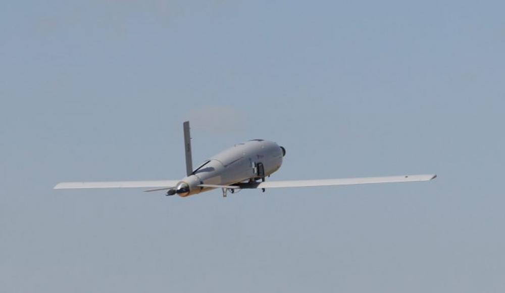 Израильская компания представила в Ле-Бурже военный беспилотник-камикадзе