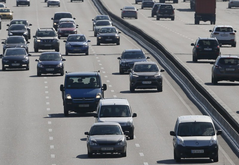 В Украине хотят снизить скорость движения на дорогах городов до 50 км/ч