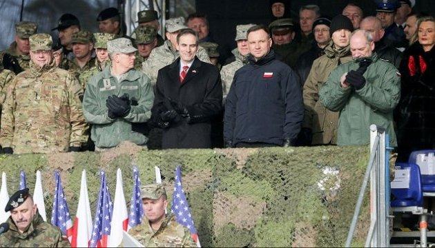 Трамп едет в Польшу на саммит Межморья