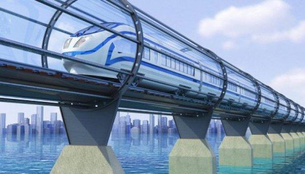 Тоннель Hyperloop позволит поездам проезжать 600 километров за полчаса (видео)