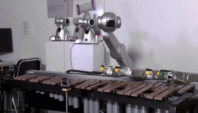 В США создали четырехрукого робота-композитора (видео)