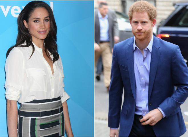 Принц Британии выбрал в супруги известную фотомодель