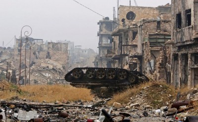 США в очередной раз разбомбили войска Асада в Сирии