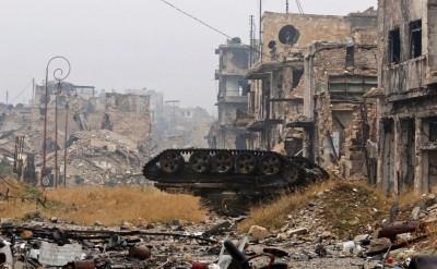 Американцы опять расстреляли войска Асада в Сирии