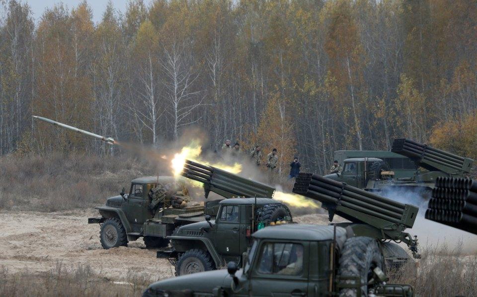 Боевики Донбасса получили из РФ около 700 танков