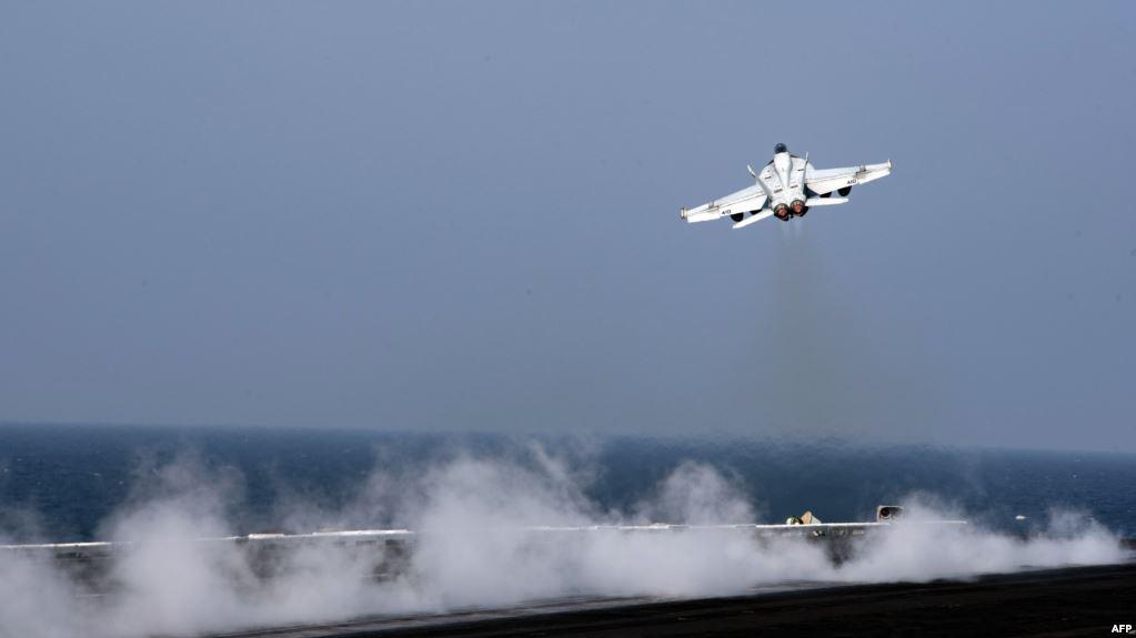 США пообещали и дальше сбивать самолеты в Сирии