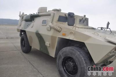 Китай решил подарить Белорусси бронетранспортеры