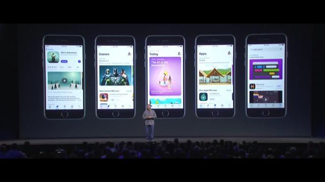Apple представила iOS 11