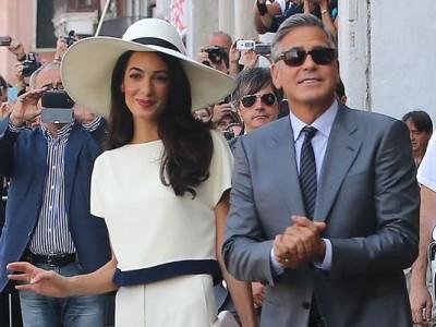 У Джорджа Клуни родилась двойня!