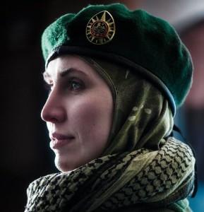 Участник АТО Амина Окуева застрелила в Киеве личного киллера Кадырова – источник