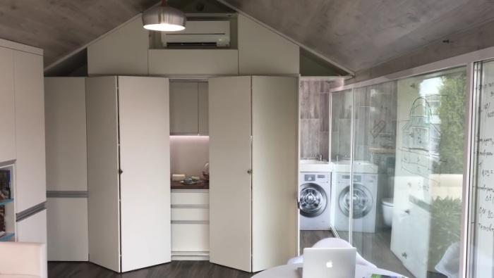 В Украине представили «автономный» дом, распечатанный на 3D-принтере всего за сутки