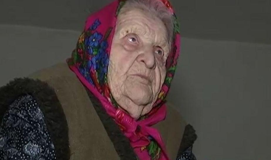 Украинке с Черниговщины исполнилось 117 лет!