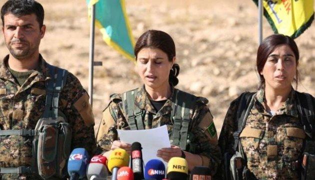 """В Сирии поддерживаемая США коалиция вошла в """"столицу ИГИЛ"""""""