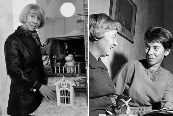 """Создательница """"мумми-троллей"""" прожила 45 лет с любимой женщиной"""