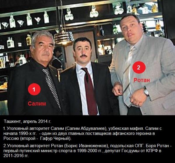 О связях Путина и криминальных авторитетов-депутатов Москвы (расследование)