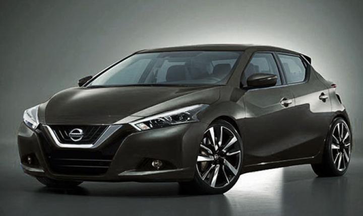 Новый Nissan Leaf впервые «засветился» без камуфляжа (фото)