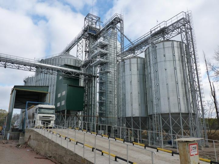 Быстрая и надежная погрузка зерна в любых условиях