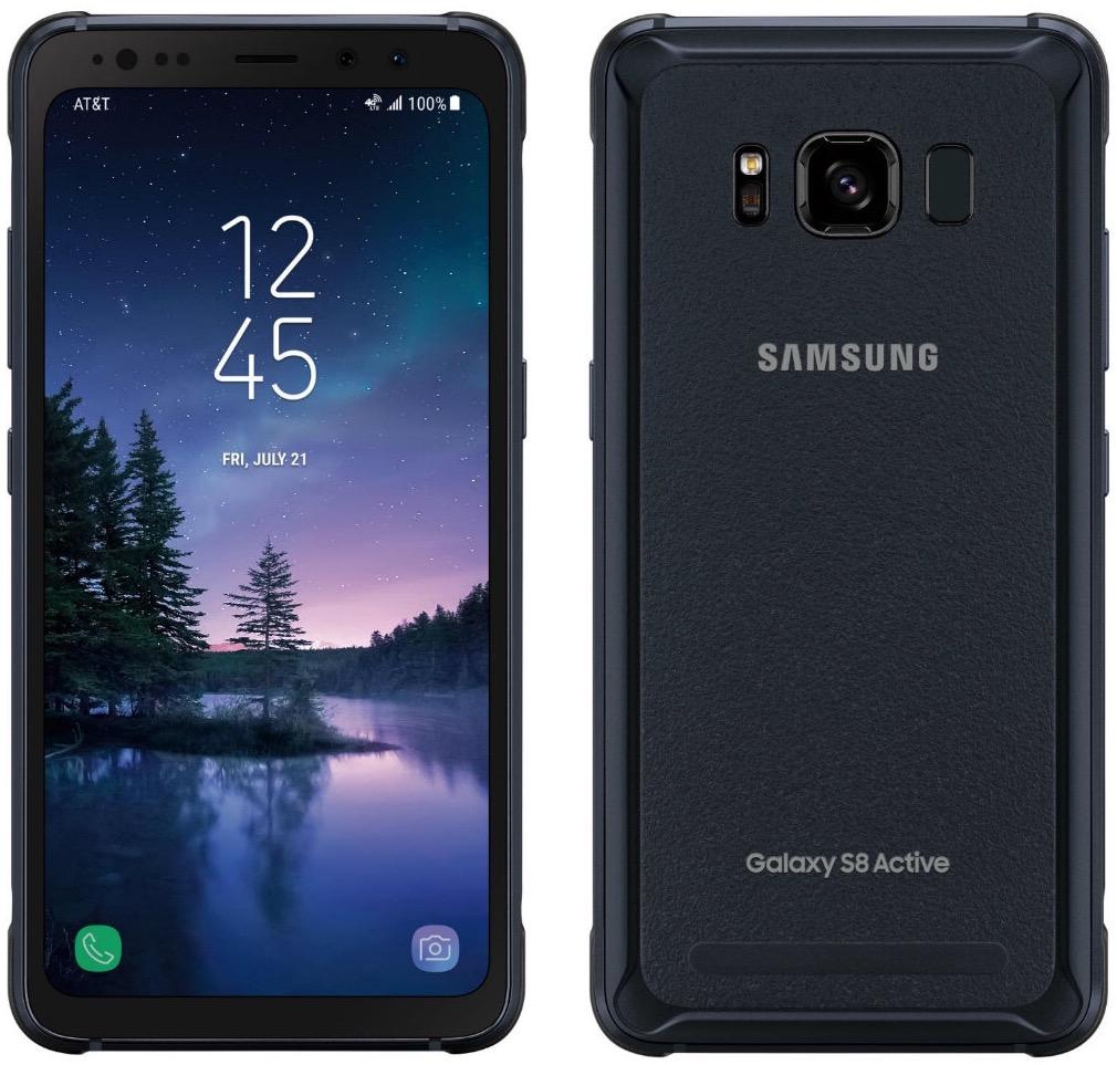 Samsung Galaxy S8 Active — бронированный флагман на Snapdragon 835