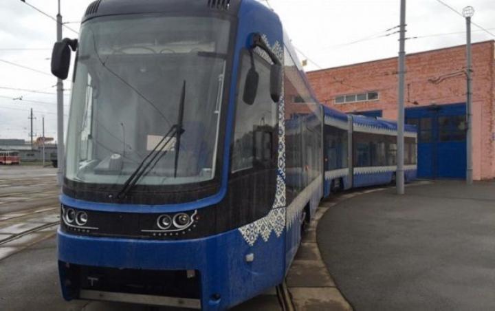 Киевпасстранс купил 40 «московских» трамваев