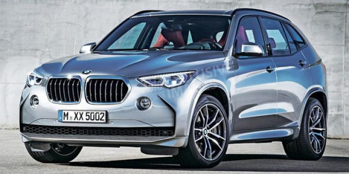 Заряженный BMW X5 получит 600-сильный мотор