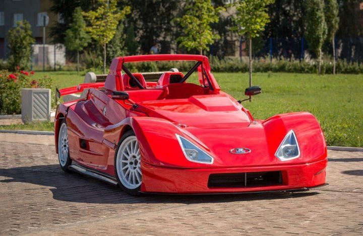 Редчайший спорткар Lada Revolution оценили в 20 тыс. долларов (фото)