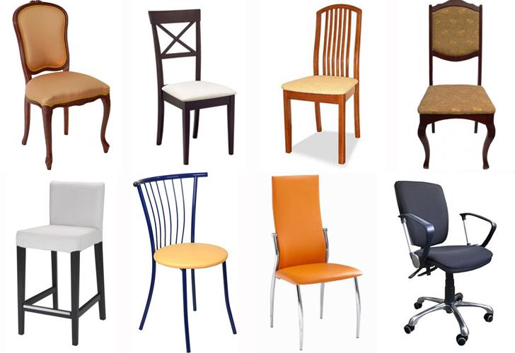 Универсальные и дизайнерские стулья. Выбираем в Одессе