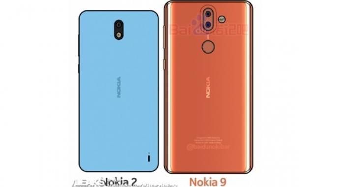 В Сети появилось изображение флагмана Nokia (фото)