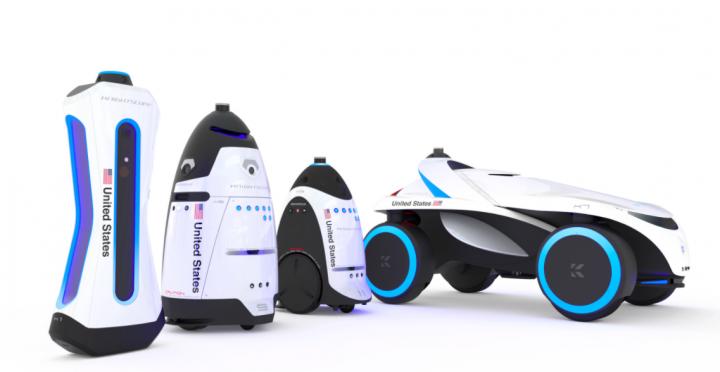 Knighscope представила новых роботов-охранников